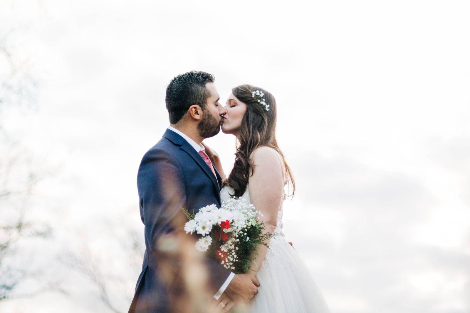 outdoor ceremony - wedding celebrant in Bristol