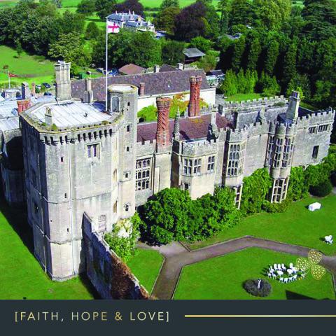 Thornbury Castle - Bristol Wedding Venues