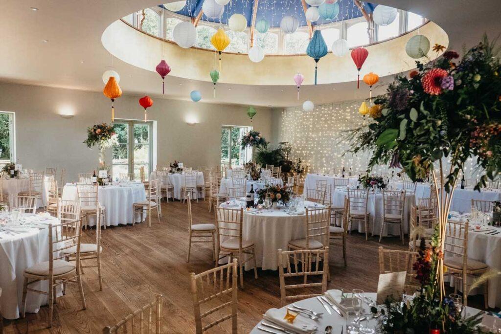 Cotswold wedding venue, Matara Centre