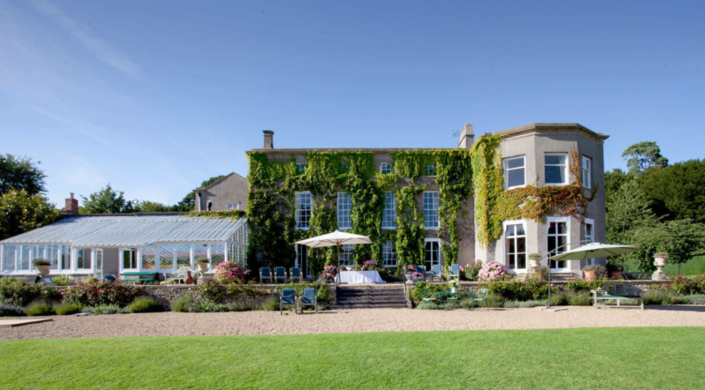 View of Pennard House in Shepton Mallet where Tara the Celebrant has been recommended